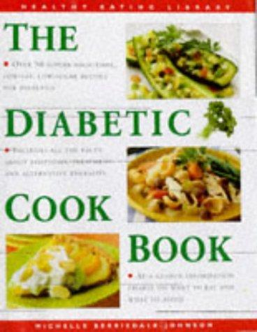 Diabetic Cookbook by Michelle Berriedale-Johnson