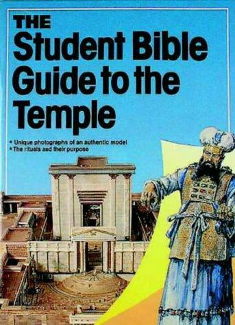 The Jerusalem Temple (Essential Bible Reference) by Robert Backhouse