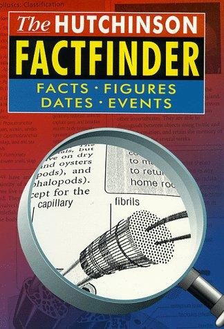 The Hutchinson Factfinder (Helicon General Encyclopedias) by Helicon Books