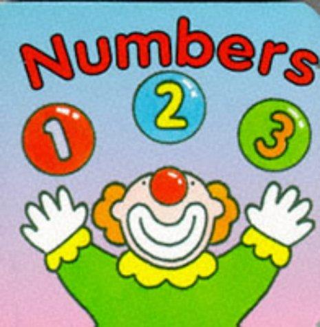 Numbers (Board Books) by David Crossley