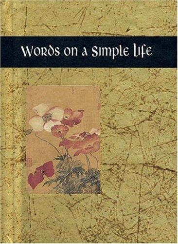 Words on a Simple Life (Words for Life) by Helen Exley