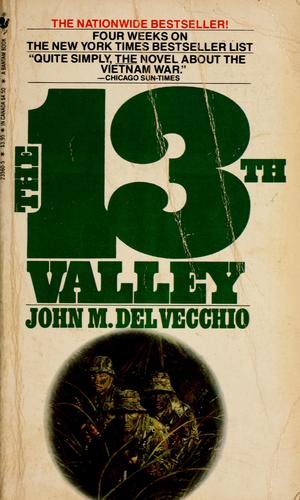 The 13th valley, a novel by John M. Del Vecchio
