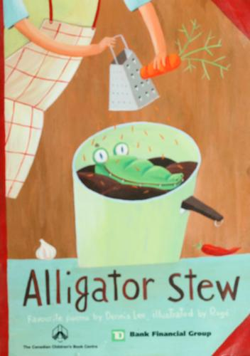 Alligator stew by Lee, Dennis