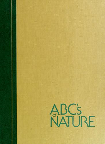 ABC's of nature by