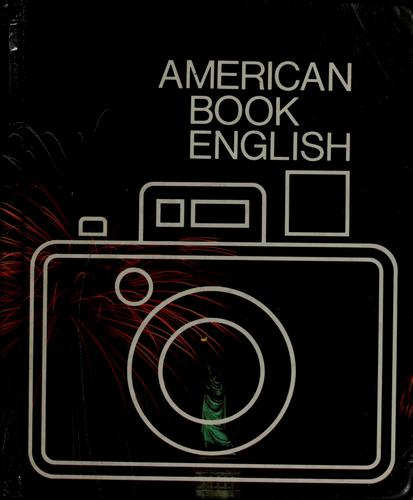 American Book English by H. Thompson Fillmer, H. Thompson Fillmer, Ann Lefcourt, Neil C Thompson