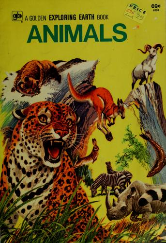 Animals by George S. Fichter