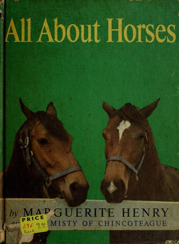 All about horses.