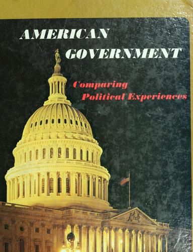 American Government by Judith A. Gillespie