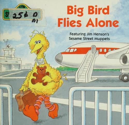 Big bird flies alone by Felice Haus