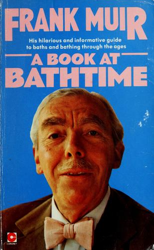A Book at Bathtime by Frank Muir