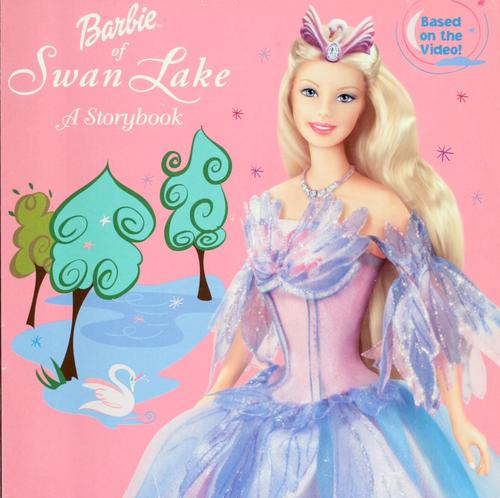 Barbie of Swan Lake by Mary Man-Kong