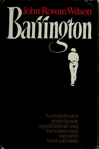 Barrington by John Rowan Wilson