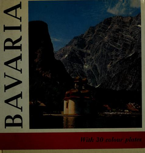 Bavaria by Klaus Brantl