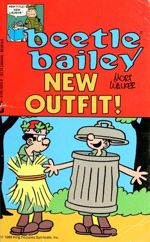 Beetle Bailey, new outfit! by Mort Walker