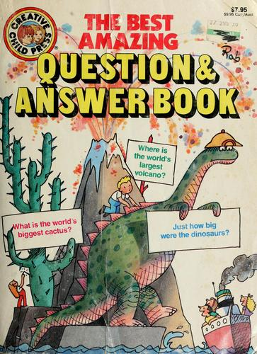 The best amazing question & answer book by James Meyers