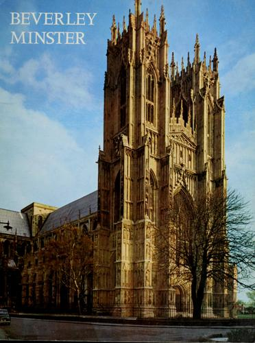 Beverley Minster by Kenneth Austin MacMahon
