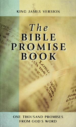 The Bible promise book by