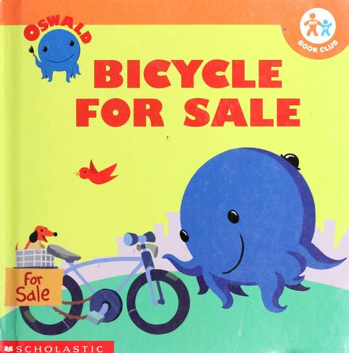 Bicycle for Sale by Dan Yaccarino
