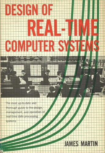 Design of real-time computer systems by James Martin