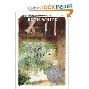Belle Prater's boy by White, Ruth