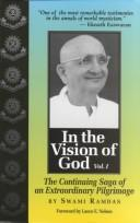 In the vision of God by Ramdas Swami