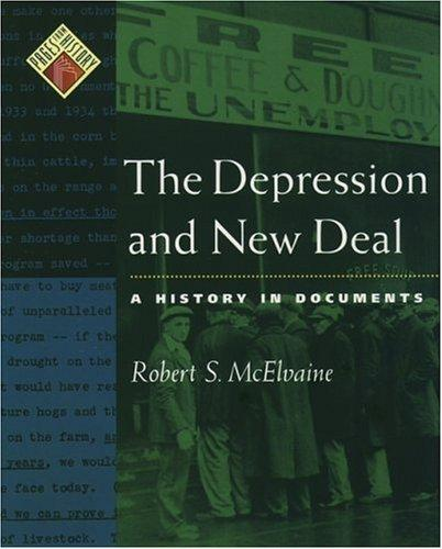 The Depression and New Deal