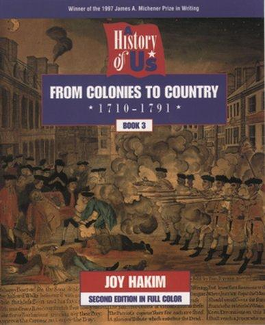 From colonies to country by Joy Hakim