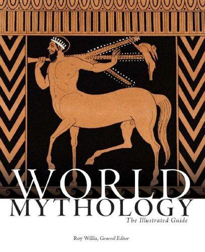 Image 0 of World Mythology: The Illustrated Guide