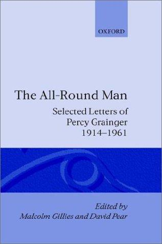 The all-round man by Percy Grainger