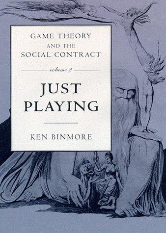 Game Theory and the Social Contract, Vol. 2 by Ken Binmore
