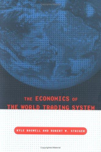 The economics of the world trading system by
