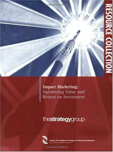 Impact Marketing by Strategy Group