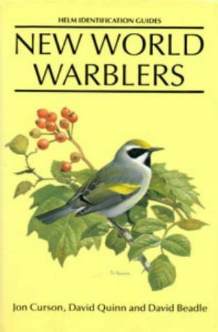 New World warblers by Jon Curson