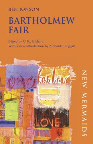 Bartholomew Fair by Ben Jonson