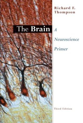 The Brain by Richard F. Thompson