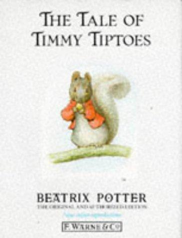 The tale of Timmy Tiptoes by Beatrix Potter