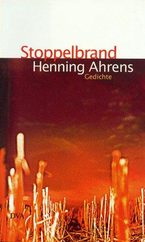 Stoppelbrand by Henning Ahrens