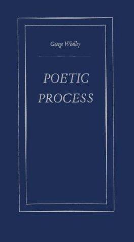 Poetic process.