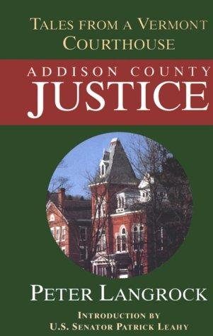 Addison County Justice