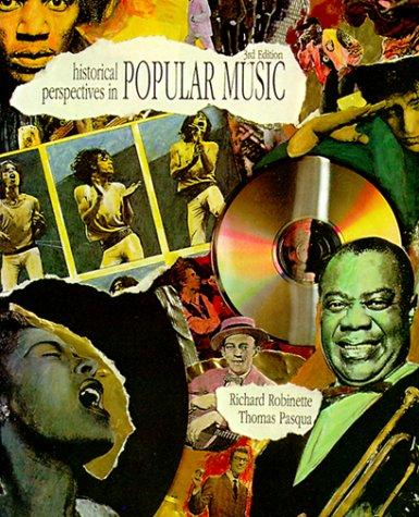 Historical perspectives in popular music
