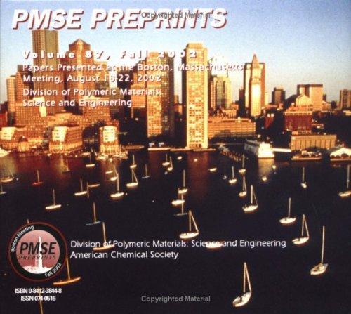 Polymeric Materials Science & Engineering Proceedings